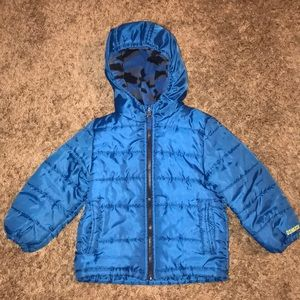 Boys puffy coat